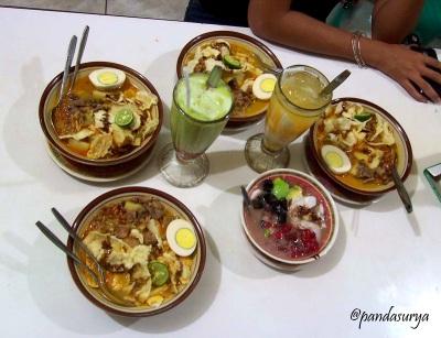Lontong Kari Kebon Karet Bandung