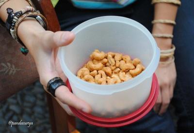 Why Nut? a.k.a Kenapa Kacang, anyone?