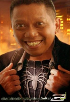 Tukul Spiderman