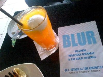 blur-ed